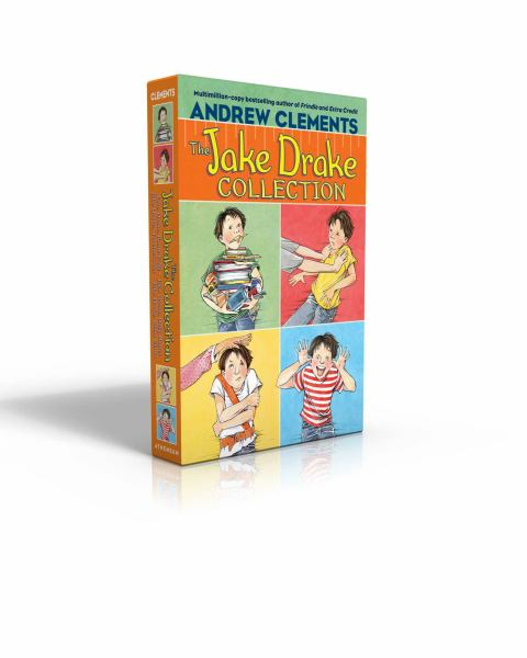 The Jake Drake Collection (Class Clown/Teacher's Pet/Bully Buster/Know-It-All)