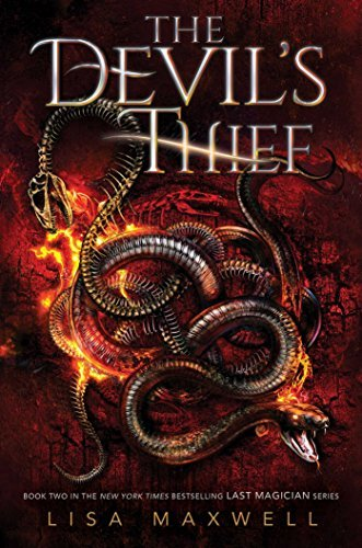The Devil's Thief (The Last Magician, Bk. 2)