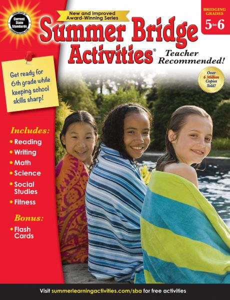 Summer Bridge Activities (Grades 5 - 6)