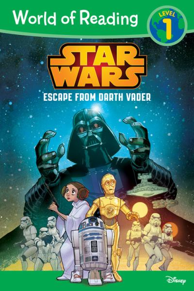 Escape from Darth Vader (Star Wars, World of Reading, Level 1)