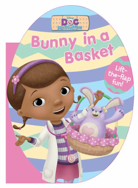 Bunny in a Basket (Doc McStuffin)