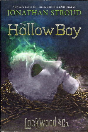 The Hollow Boy (Lockwood & Co. Bk. 3)