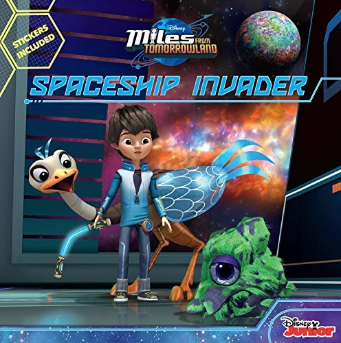 Spaceship Invader (Miles From Tomorrowland)