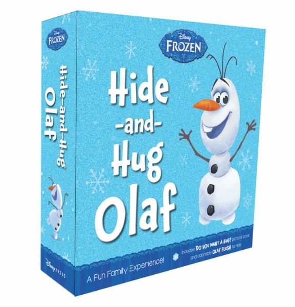 Hide-and-Hug Olaf - A Fun Family Experience! (Disney Frozen)