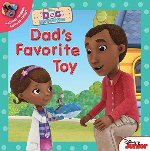 Dad's Favorite Toy (Doc McStuffins)