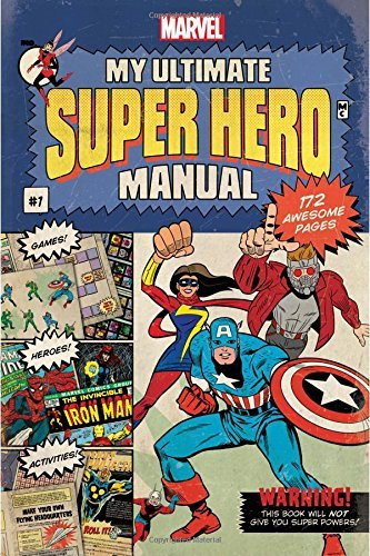 My Ultimate Super Hero Manual