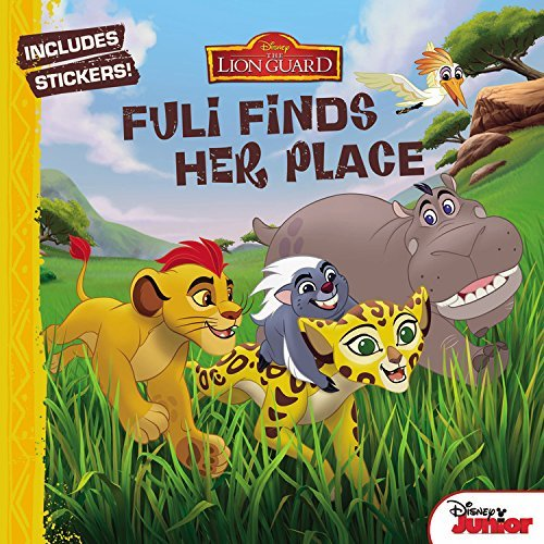 Fuli Finds Her Place (The Lion Guard)