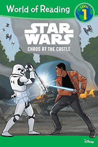 Star Wars: Choas at the Castle (World of Reading, Level 1)