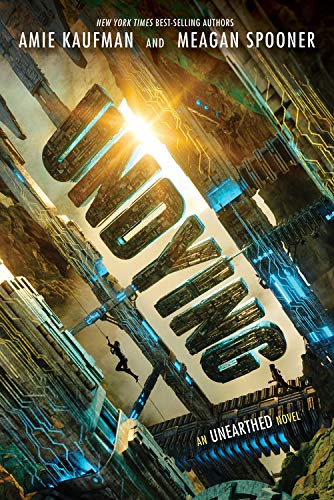 Undying (Unearthed Novel, Bk. 2)