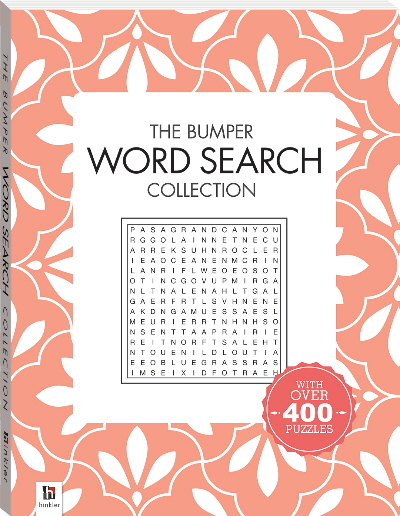 The Bumper Word Search Collection