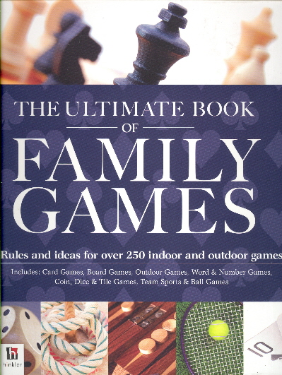 The Ultimate Book of Family Games