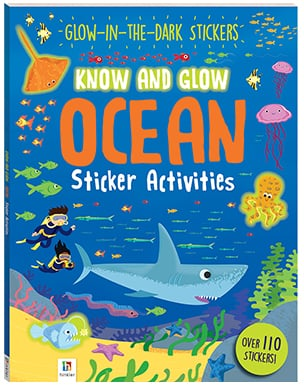 Ocean Sticker Activities (Know and Glow)