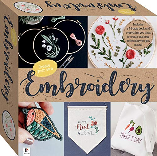 Create Your Own Embroidery
