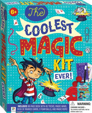 The Coolest Magic Kit Ever!