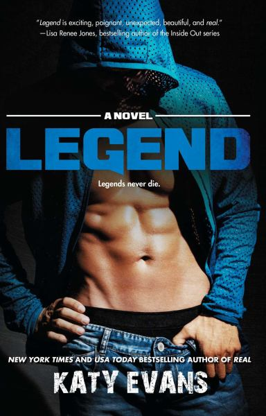 Legend (The Real Series, Bk. 6)