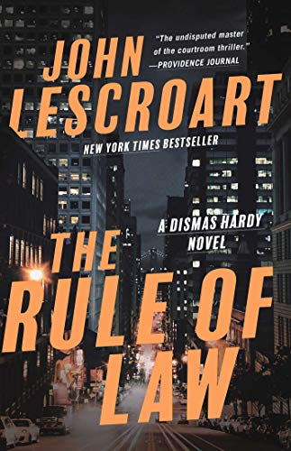 The Rule of Law (Dismas Hardy, Bk. 18)
