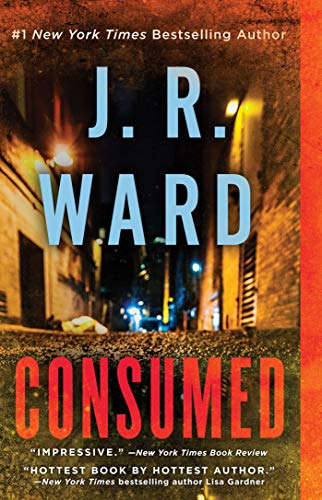 Consumed (Firefighters, Bk.1)