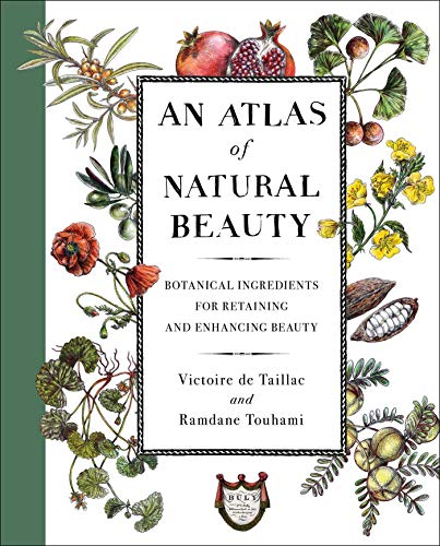 An Atlas of Natural Beauty: Botanical Ingredients for Retaining and Enhancing Beauty