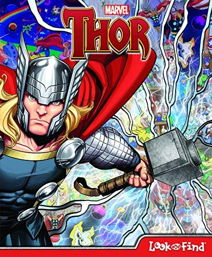 Thor Look and Find (Marvel)