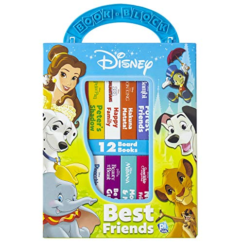 Best Friends (My First Library Board Book Block 12-Book Set)