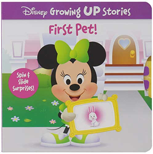 First Pet! (Disney Growing Up Stories)