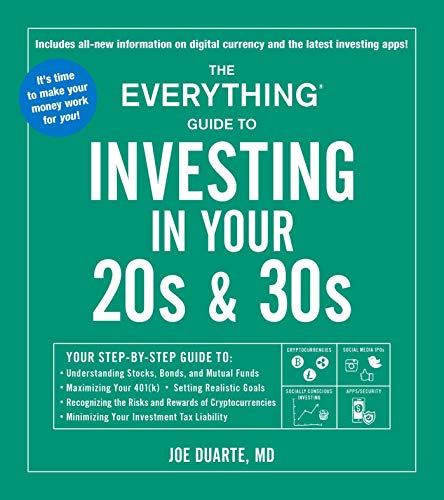 Investing in Your 20s & 30s (The Everything Guide to)