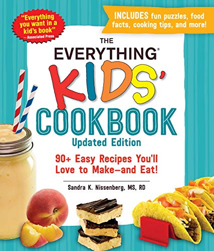 The Everything Kids' Cookbook (Updated Edition)