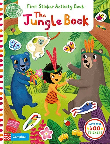 The Jungle Book (First Sticker Activity)