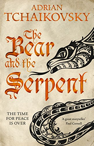 The Bear and the Serpent (Echoes of the Fall)