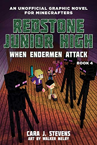 When Endermen Attack (Redstone Junior High, Bk. 4)