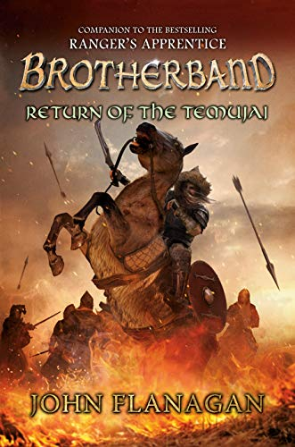 Return of the Temujai (The Brotherband Chronicles, Bk. 8)