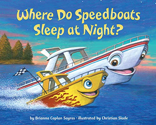 Where Do Speedboats Sleep at Night?
