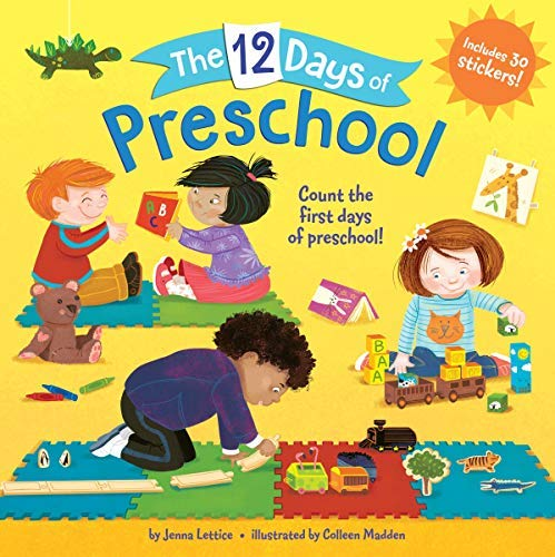The 12 Days of Preschool