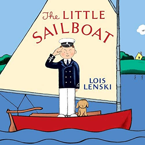 The Little Sailboat (Mr Small Series, Bk. 2)
