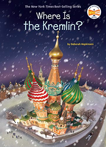 Where Is the Kremlin?