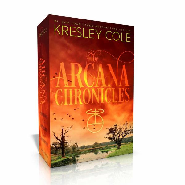 The Arcana Chronicles (Poison Princess/Endless Knight/Dead of Winter)