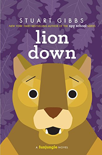 Lion Down (FunJungle, Bk. 4)