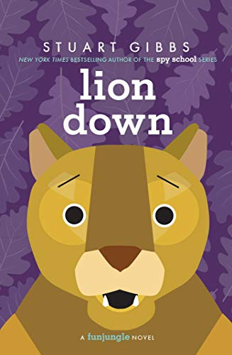 Lion Down (FunJungle, Bk. 5)