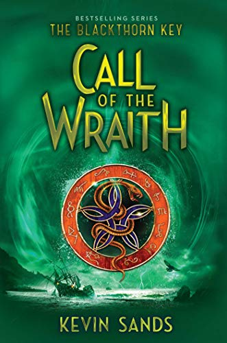 Call of the Wraith (The Blackthorn Key, Bk. 4)