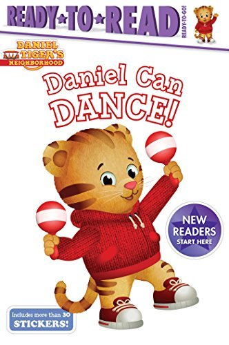 Daniel Can Dance (Daniel Tiger's Neighborhood, Ready-to-Read - Ready-to-Go!)
