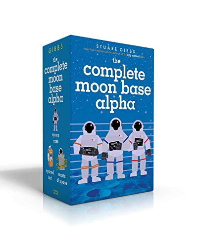 The Complete Moon Base Alpha (Space Case/Spaced Out/Waste of Space)