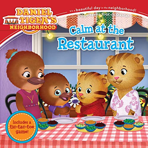 Calm at the Restaurant (Daniel Tiger's Neighborhood)