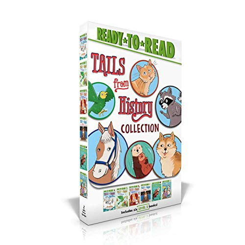Tails from History Collection (Ready-to-Read! Level 2)