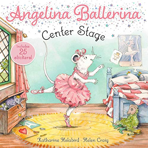Center Stage (Angelina Ballerina)