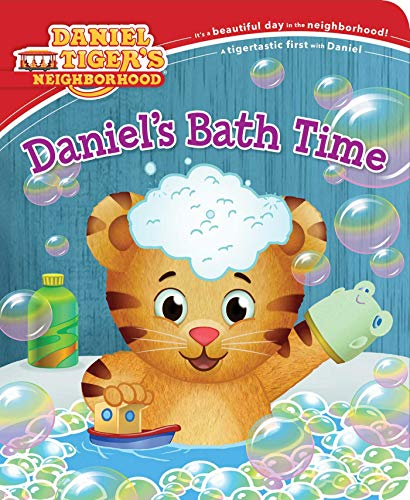 Daniel's Bath Time (Daniel Tiger's Neighborhood)