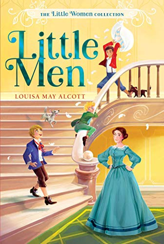 Little Men (The Little Women Collection, Bk. 3)