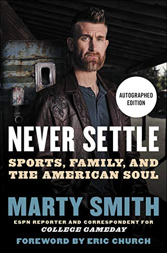 Never Settle: Sports, Family, and the American