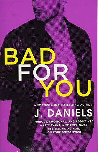 Bad for You (Dirty Deeds, Volume 3)