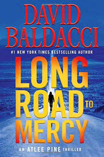 Long Road to Mercy (Atlee Pine, Bk.1)