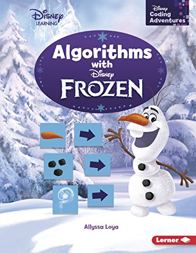Algorithms with Frozen (Disney Coding Adventures - Disney Learning)